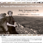 La III tappa dell'International Tour Film Festival