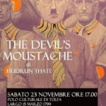 "mostra di pittura ""The devil's moustache"" di Heidrun Thate"